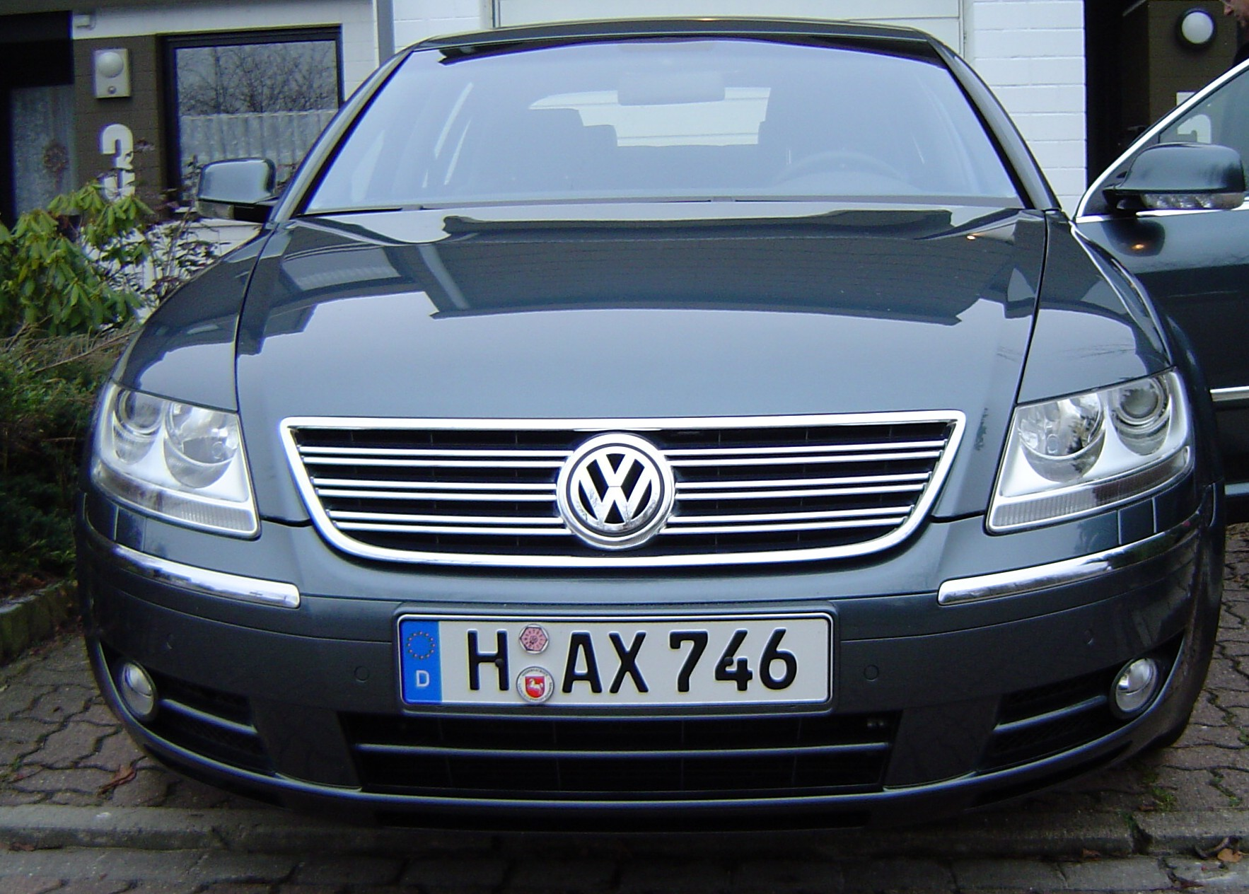 VW Phaeton 4.2