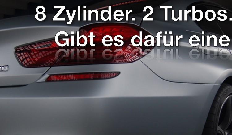 BMW M6 Gran Coupe Fahrbericht Banner