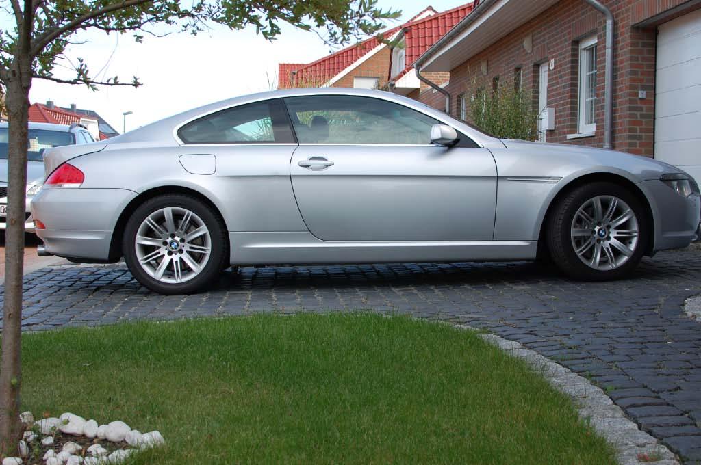 BMW 645Ci Probefahrt