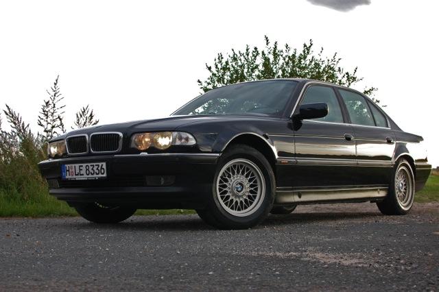 Mein BMW 750i E38: Fast so gut wie neu!